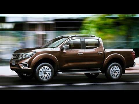 2015 nissan frontier sl review