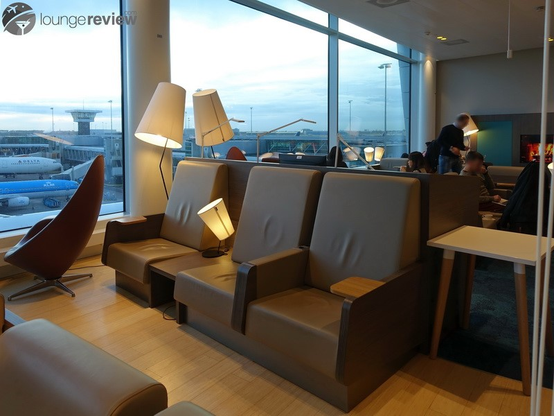 aspire lounge 41 amsterdam review