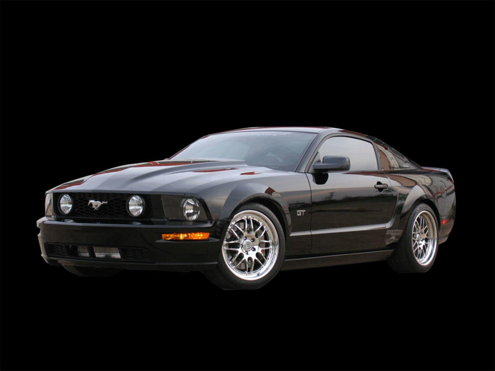 2006 ford mustang gt review