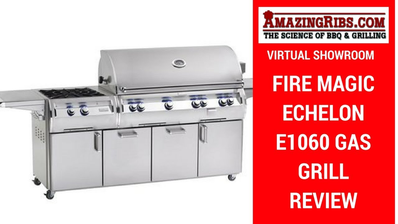fire magic gas grill reviews