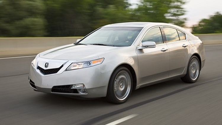 2009 acura tl type s review
