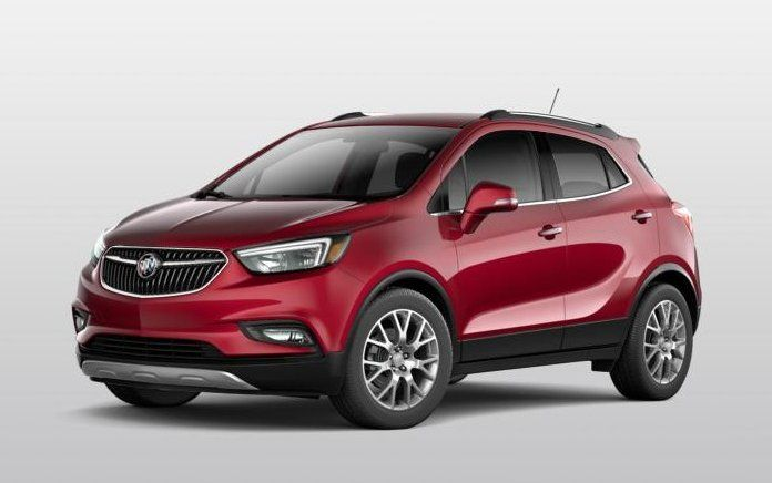 2017 buick encore sport touring review