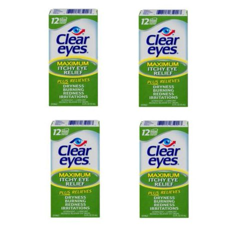 clear eyes itchy eye relief review