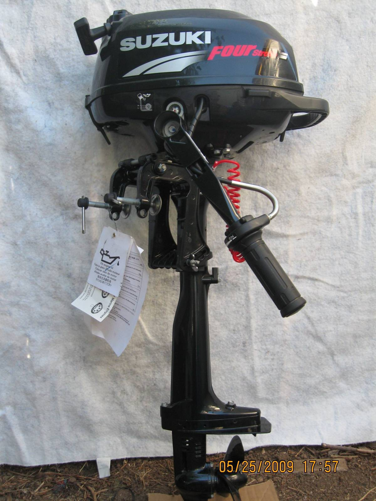 2.5 hp outboard motor reviews