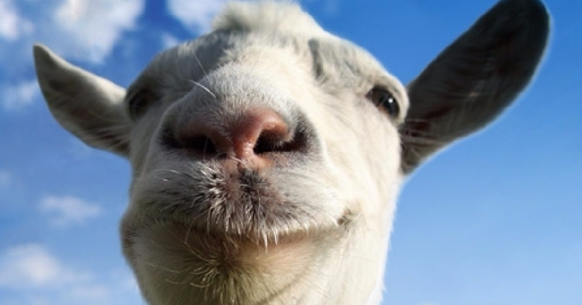 goat simulator xbox one review