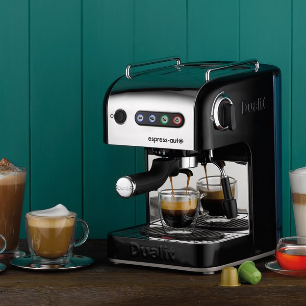 dualit 4 in 1 coffee machine review