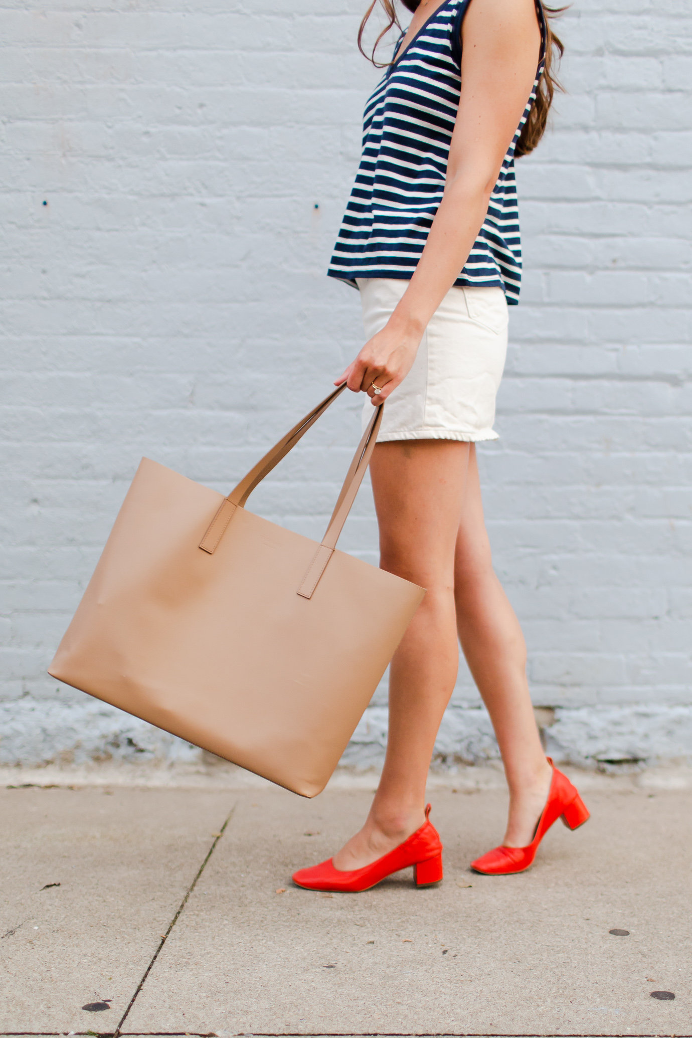 everlane day market tote review