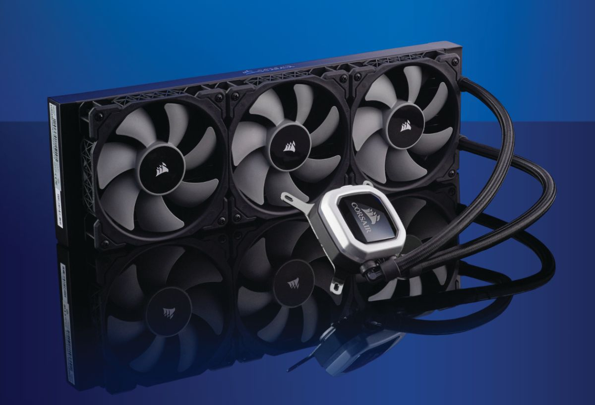 corsair hydro series h150i pro review