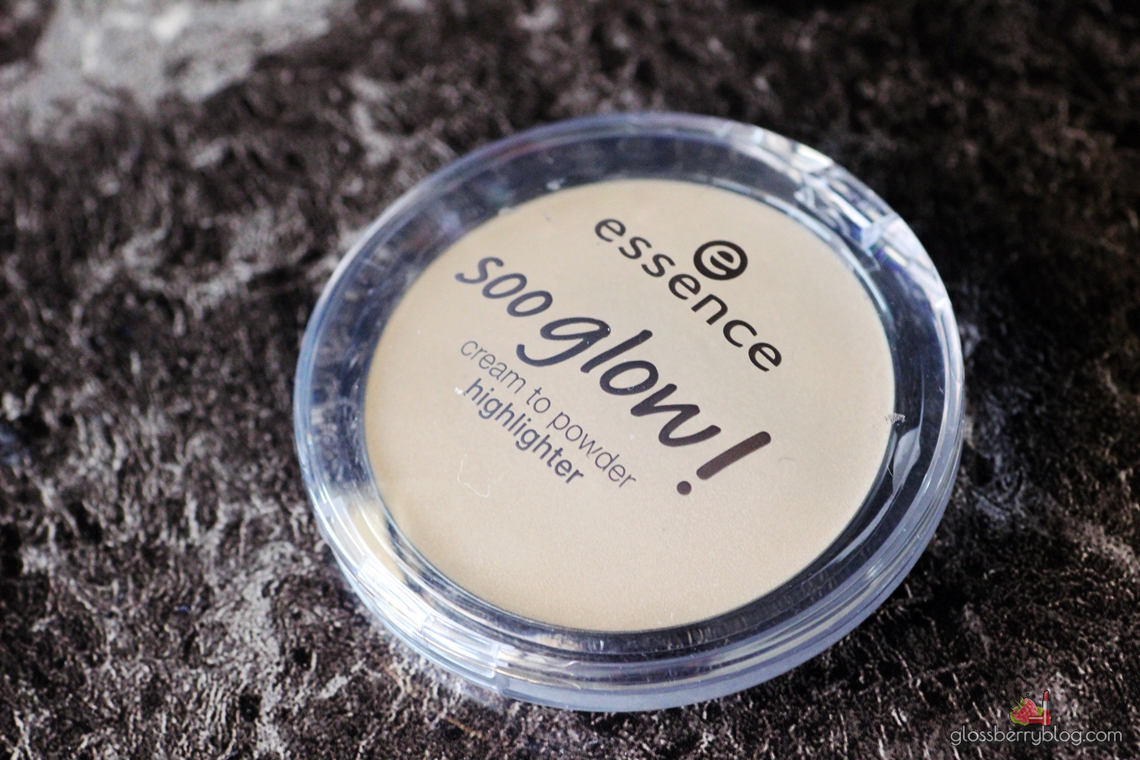 essence soo glow highlighter review