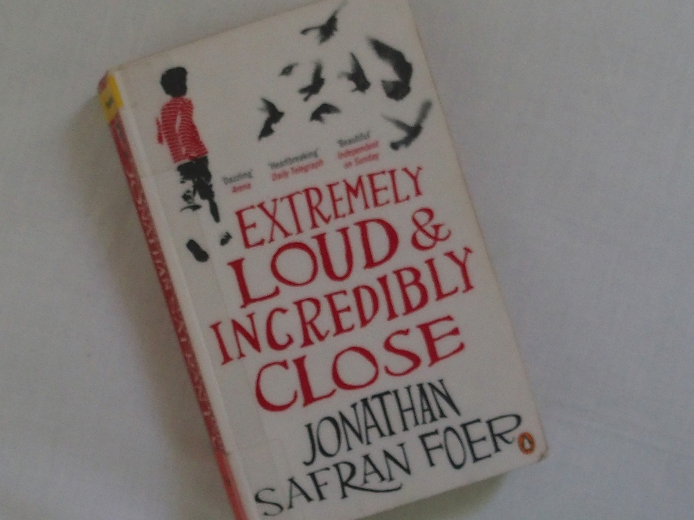 book review extremely loud and incredibly close