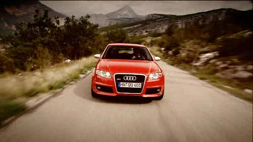 audi rs6 review top gear