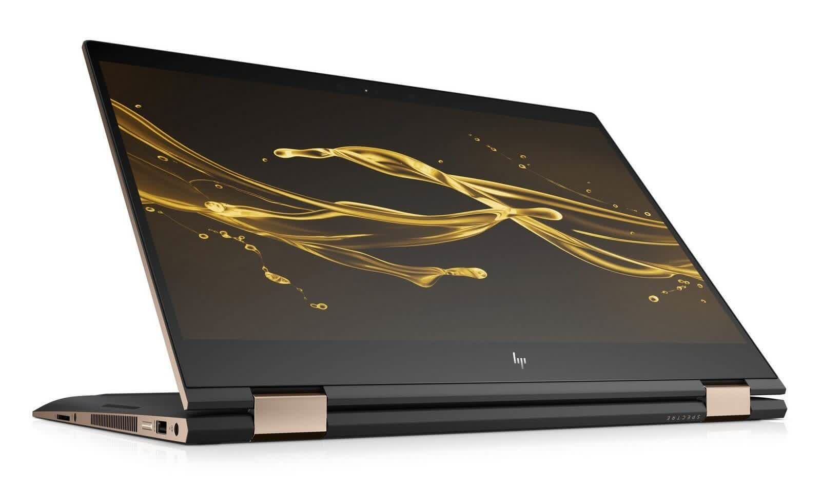 new hp spectre x360 review
