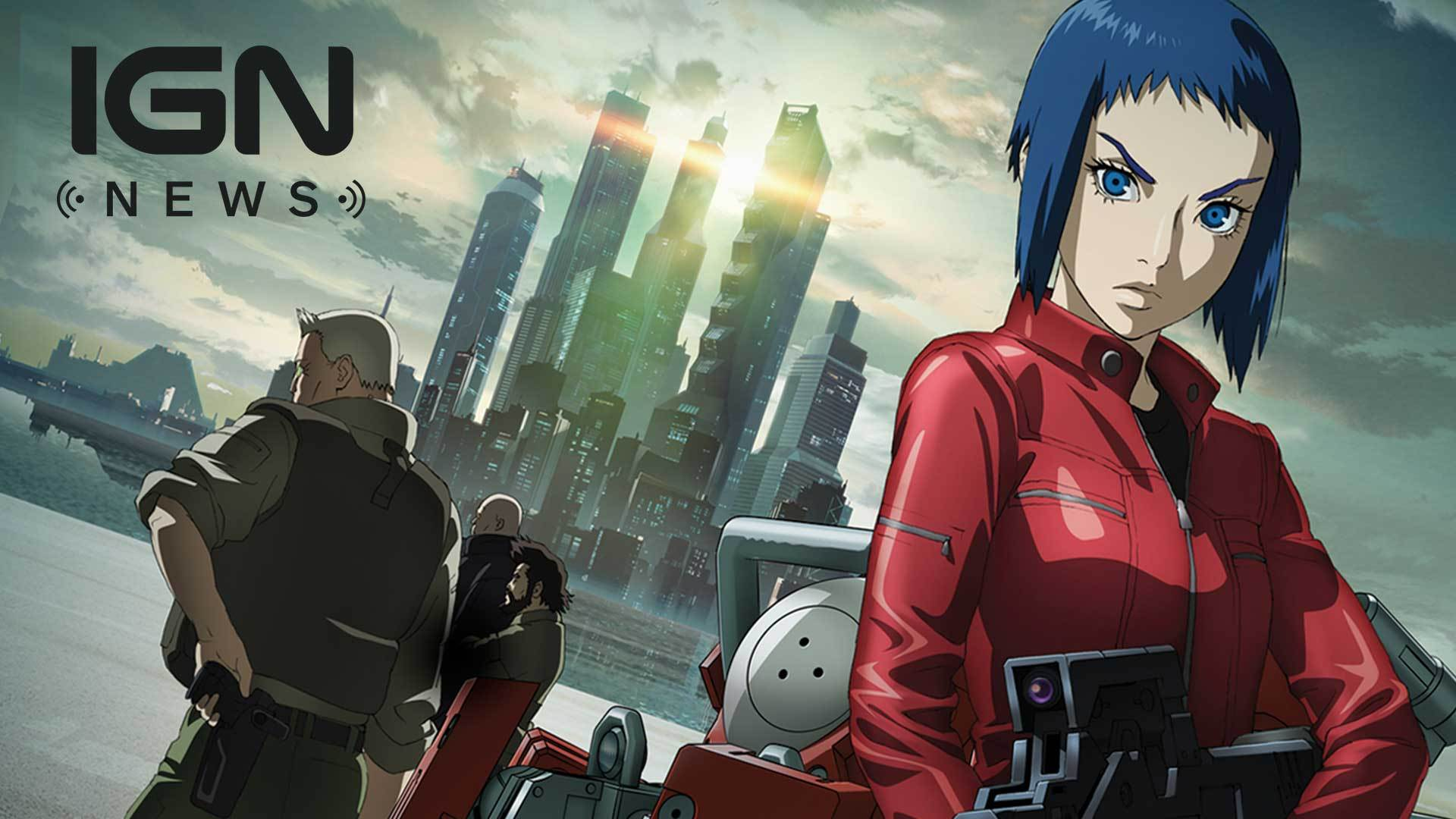 ghost in the shell ign review