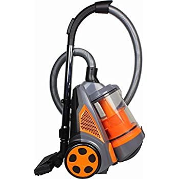 bissell bagless canister vacuum reviews