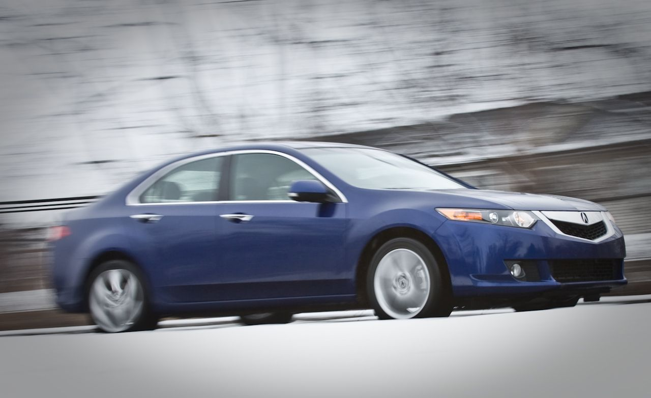 2006 acura tsx review car and driver