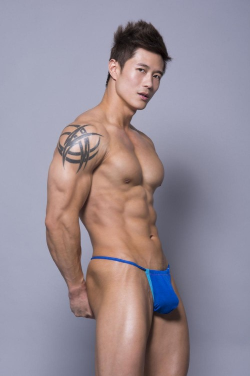 andrew christian trophy boy review