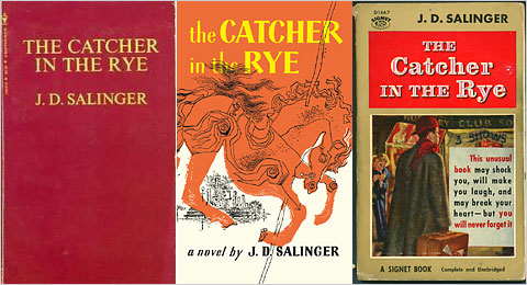 catcher in the rye review new york times