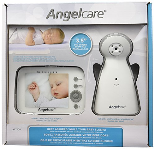 angelcare video movement and sound monitor reviews