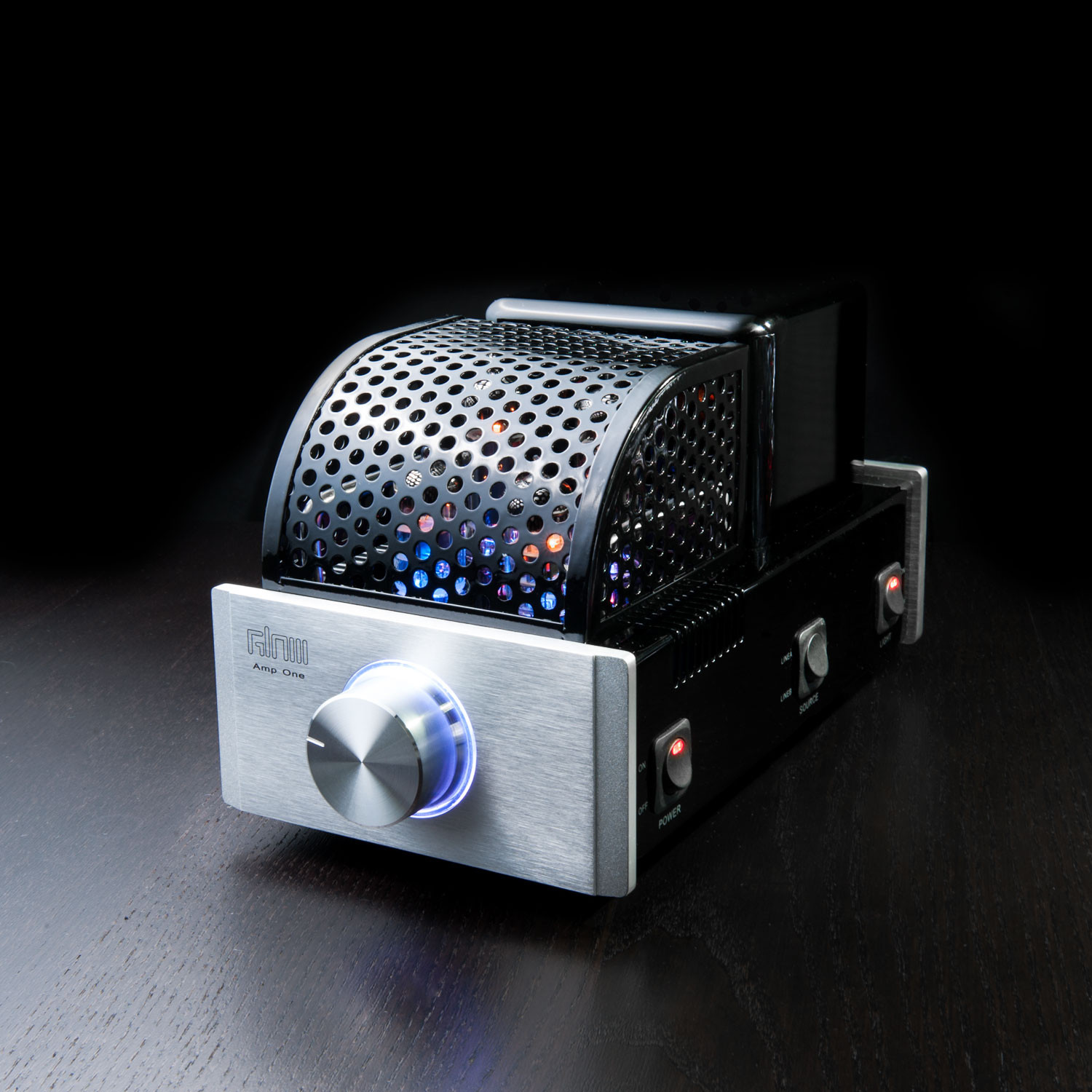 glow audio amp one review