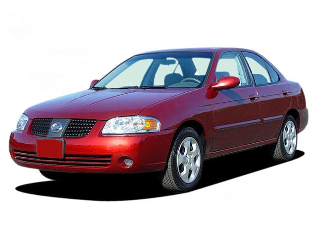 2005 nissan sentra 1.8 special edition review