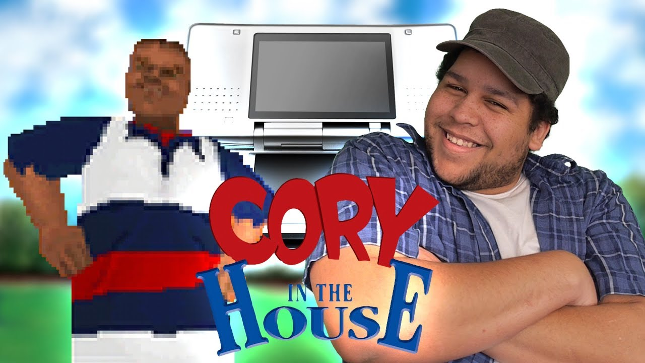 cory in the house ds game review