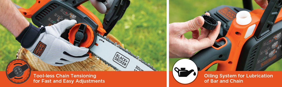 black and decker 40v chainsaw review