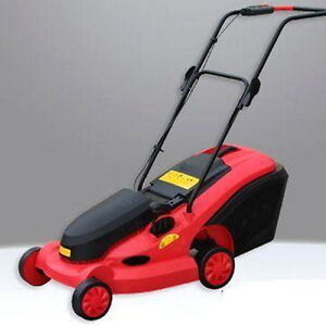 rechargeable electric lawn mowers reviews