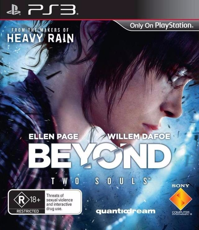 beyond two souls ps3 review