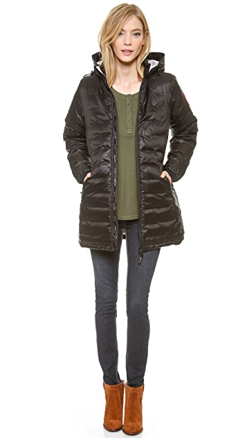 canada goose camp hooded jacket review