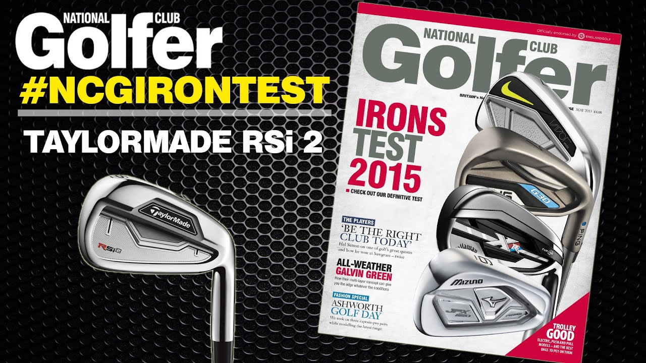 taylormade rsi 2 irons review