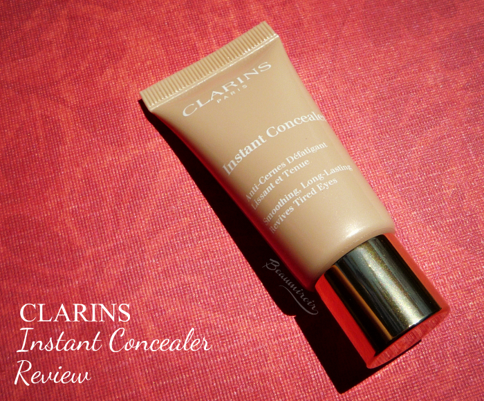 clarins instant concealer 01 review