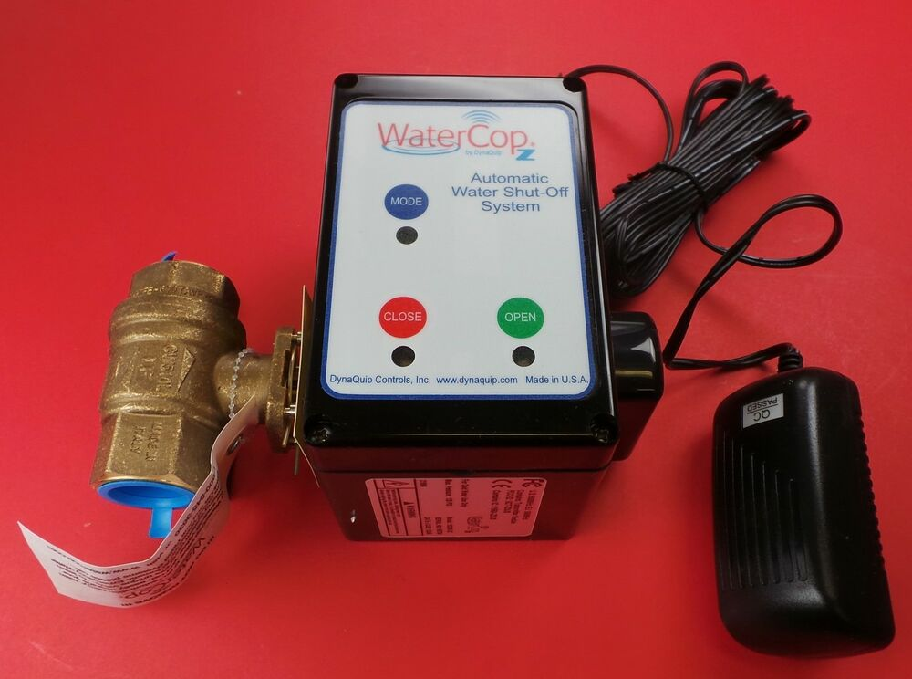 automatic water shut off valve reviews