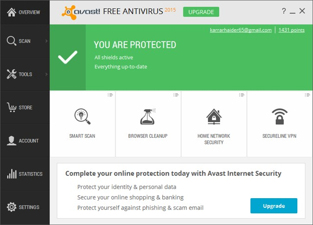 avast free mobile security review