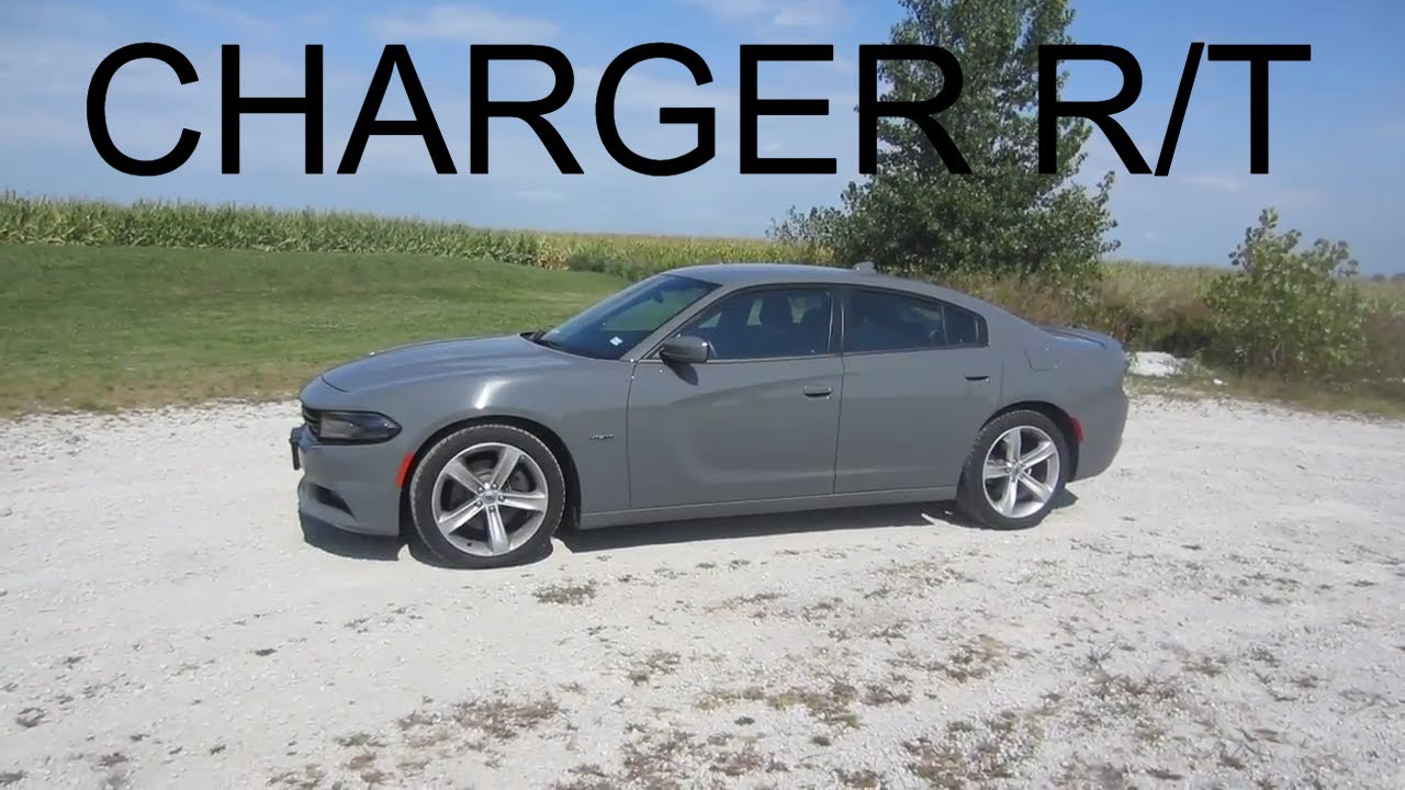 2017 dodge charger rt review