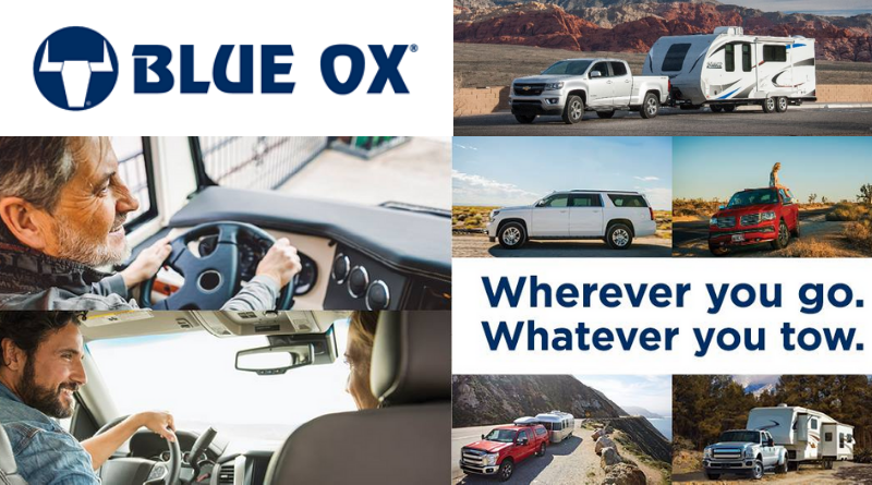 blue ox weight distribution hitch review