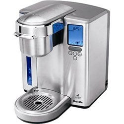 breville gourmet single cup brewer reviews