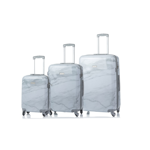 champs 3 piece luggage set review