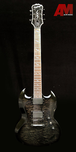 epiphone sg prophecy ex review
