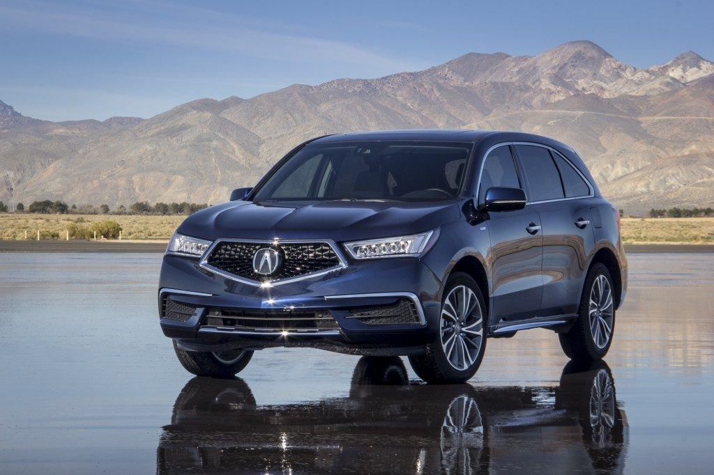 acura mdx 7 seater review