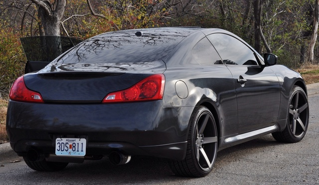 2008 infiniti g37 coupe review