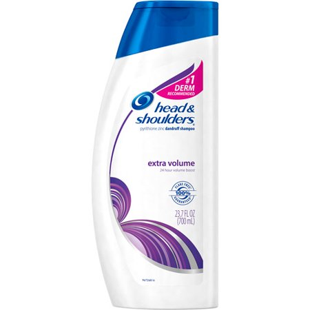 head and shoulders extra volume shampoo reviews