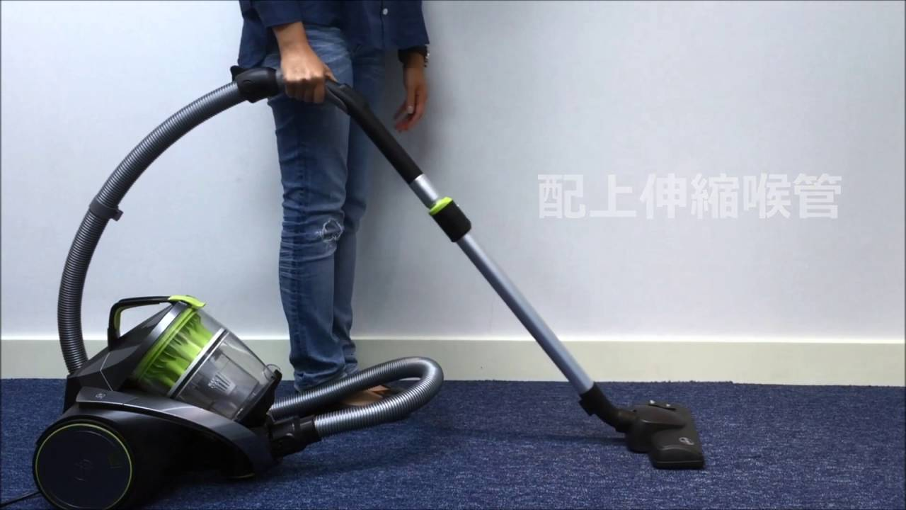 hoover multi cyclonic air canister vacuum reviews