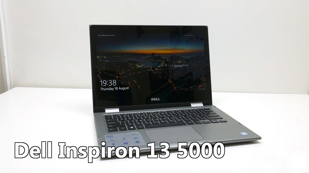 inspiron 13 5000 2 in 1 review