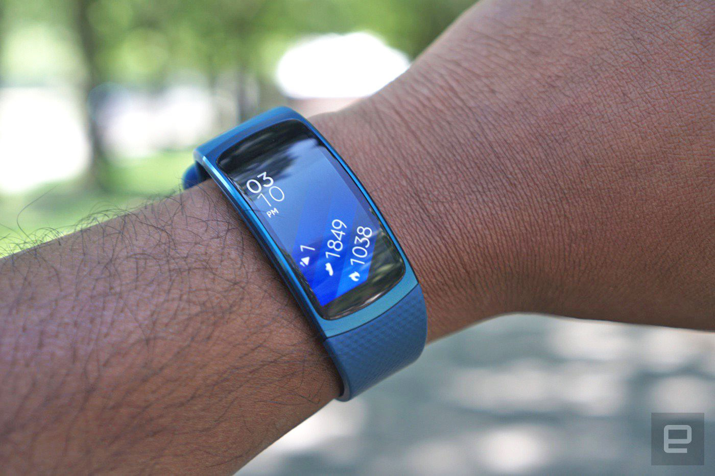 samsung gear fit 2 sleep tracking review