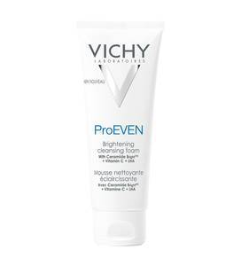 vichy proeven brightening cleansing foam review