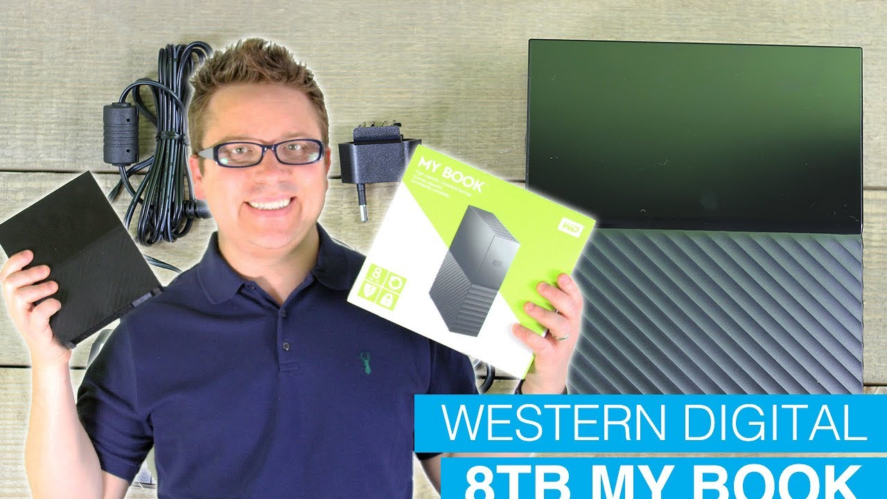 wd my book 8tb review
